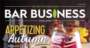 Bar Business Magazine August 2019