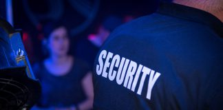 Bar Security