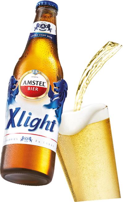 Amstel Xlight Embraces The Biggest Workout Of Allu2013Life   Bar Business  Magazine