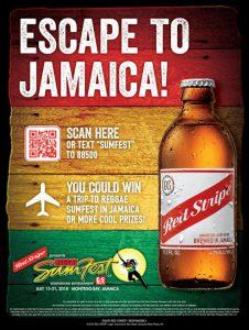 Escape to Jamaica Reggae Sumfest