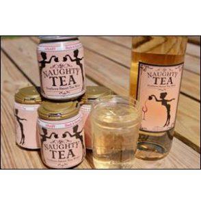 Natchez Hills Winery naughty tea