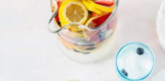 Smirnoff Red, White & Berry Coconut Lemonade