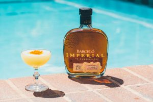 Barceló Imperial Bottle & Skinny Beach Cocktail