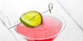 Casamigos Blanco Tequila Casa Cosmo Cocktail Recipe