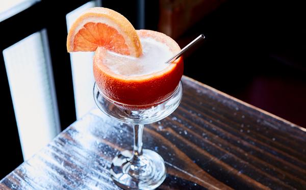 Patrón Tequila A Grape(fruit) Time Drink Recipe