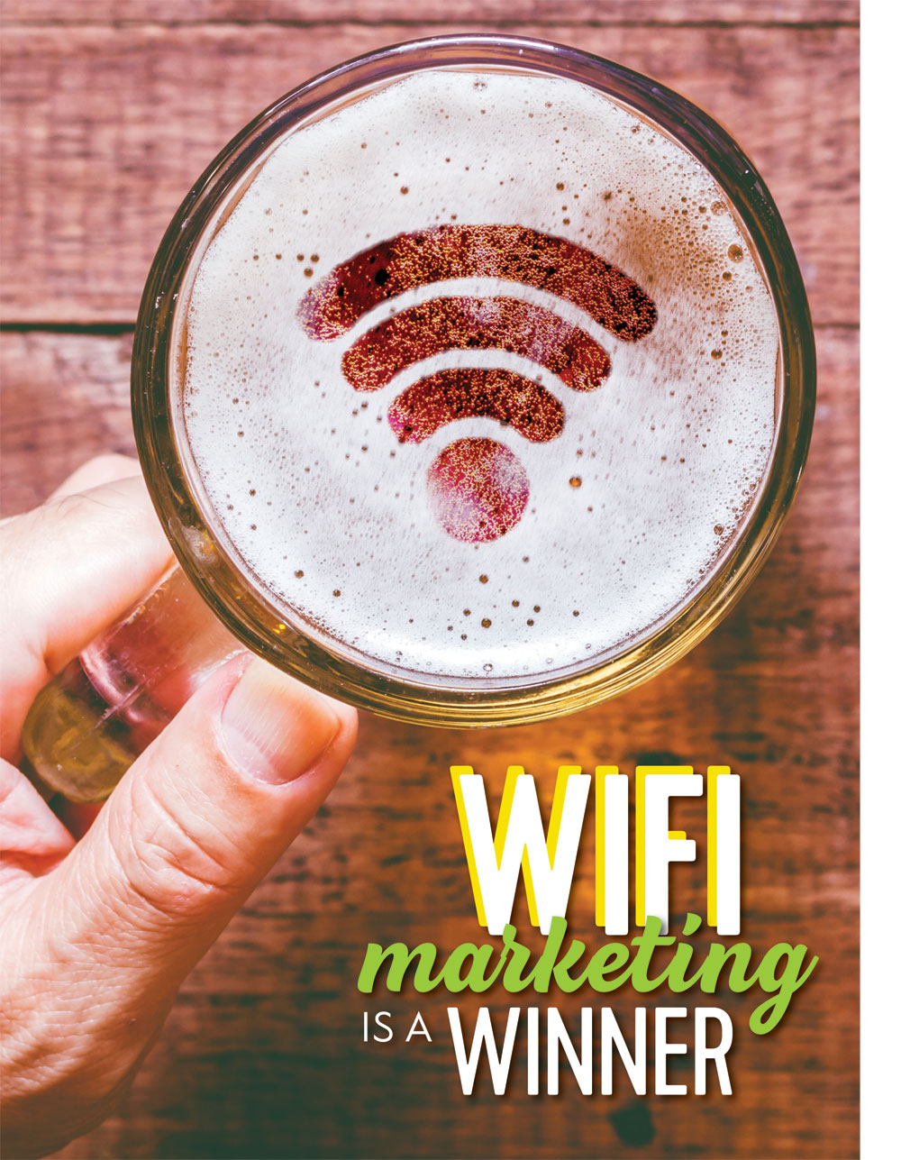 Bar & Restaurant WiFi Marketing