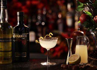 Brockmans Gin Twilight Cocktail Recip