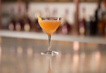 Courvoisier® V.S. Cognac Champs Elysées Cocktail Recipe