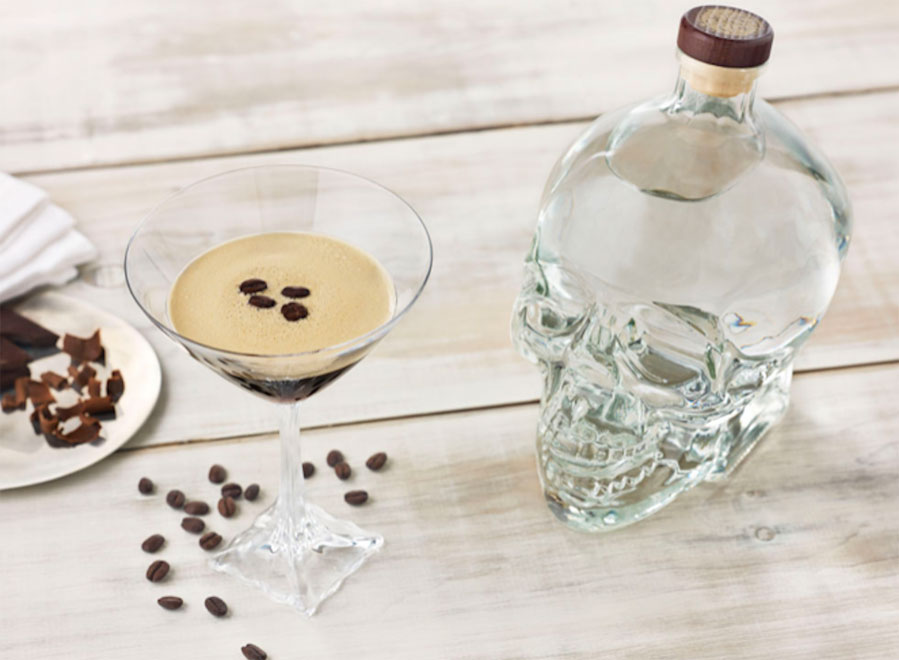 Crystal Head Vodka Night Cap Cocktail Recipe