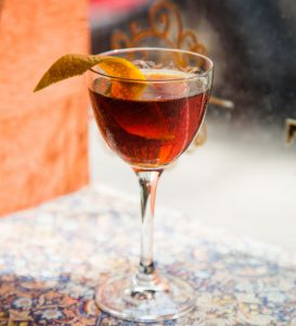Lock Stock & Barrel Topsy Turvy Cocktail Recipe