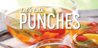 Summertime: Cocktail Punches