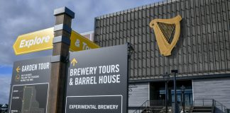 Guinness' Open Gate Brewery & Barrel House Debuts Maryland