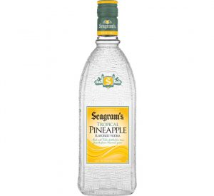 Tropical Pineapple Vodka