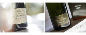 champagne henriot Cuvée Hemera 2005 vintage brut 2008