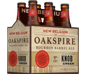 Oakspire Bourbon Barrel Ale