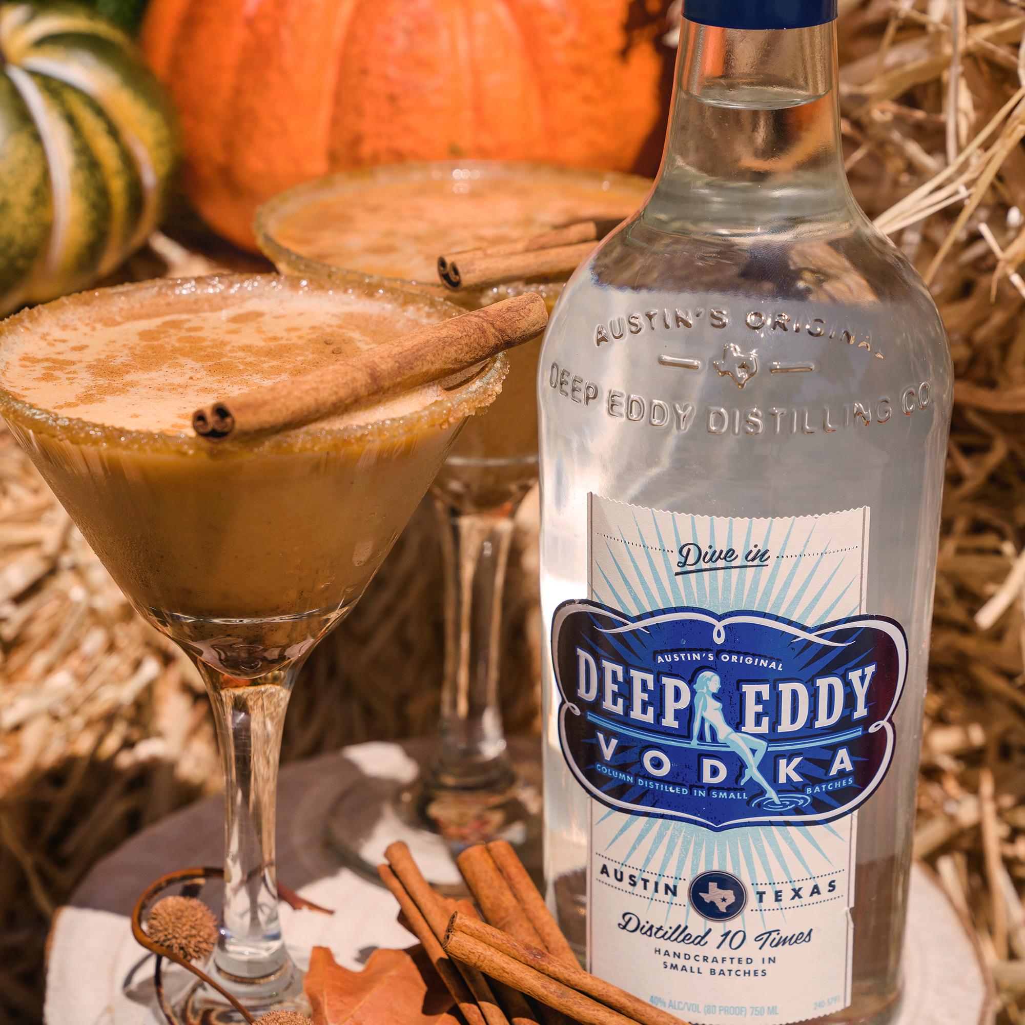 Deep Eddy Vodka Halloween Cocktail