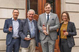 Odd Strandbakken de kuyper royal distillers