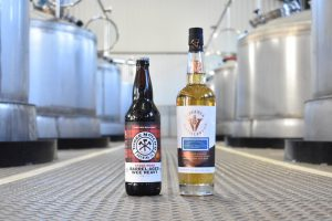 virginia distillery company 3 stars brewing company