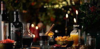 Brockmans Gin warm winter mull cocktail recipe
