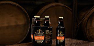 Guinness Stout & Bulleit Bourbon