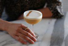 Norah's Pumpkin Spice Sour Cocktail recipe