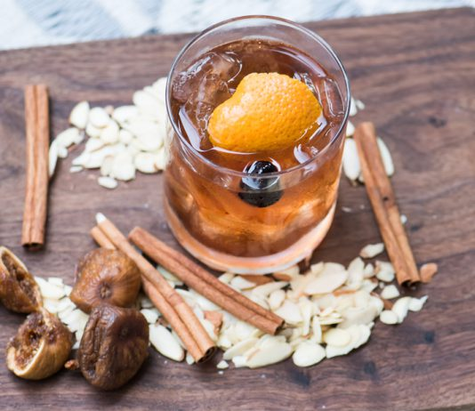 Cleo's Ginger Spice Cocktail Recipe