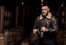 Conor McGregor Whiskey