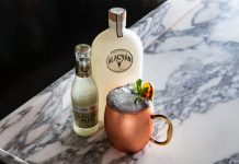 Tequila Alacran's Mula Alacran cocktail recipe