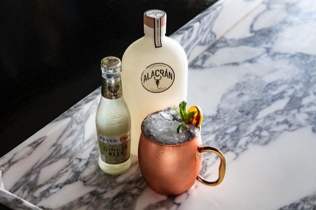 Alacran Tequila's Mula Alacran Cocktail Recipe