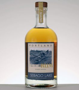 Barrel Rested Portland Rum