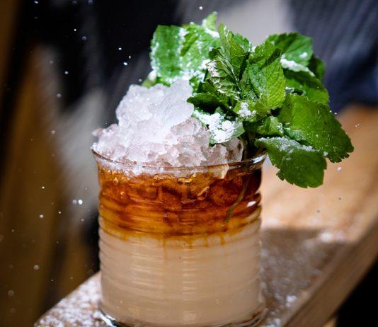 Fernet-Branca Winter Elixir Cocktail Recipe