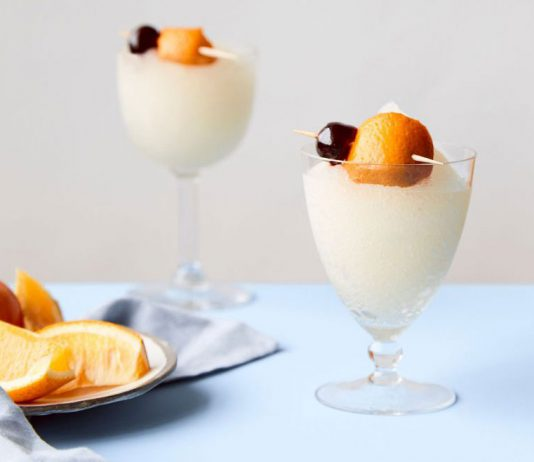 Kelvin Slush French 75 Cocktail Recipe