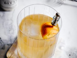 Jonathan Pogash's Granty Burn Old Fashioned Recipe