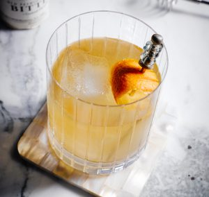 Jonathan Pogash's Granty Burn Old Fashioned Cocktail Recipe