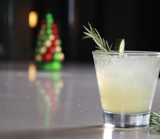 Doheny Room's Winter Oasis Cocktail Recipe