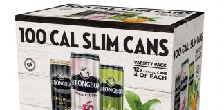 2019 Consumer Survey of Product Innovation Strongbow 100 Cal Slim Cans