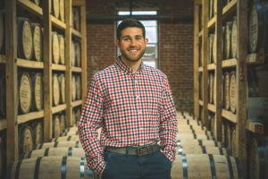Kentucky Peerless Distilling Company Caleb Kilburn