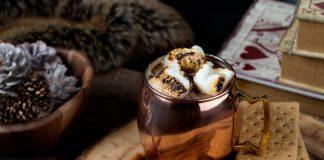 Casa Hot Chocolate Cocktail Recipe