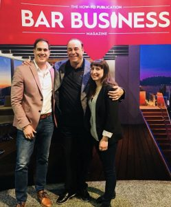Jon Taffer and art Sutley at Nightclub and Bar Show 2018
