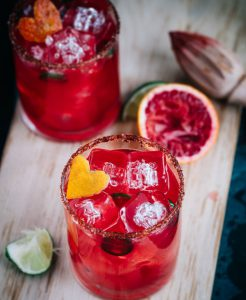Casamigos Hearts on Fire Cocktail Recipe