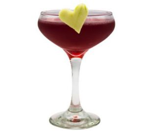 Monin's Sweetheart Cocktail Recipe