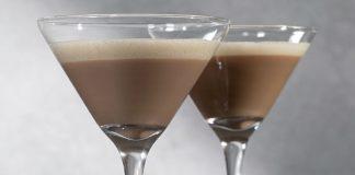 RumChata Cappuccino Martini Cocktail Recipe