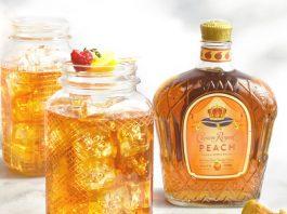 Crown Royal Peach Tea Cocktail Recipe