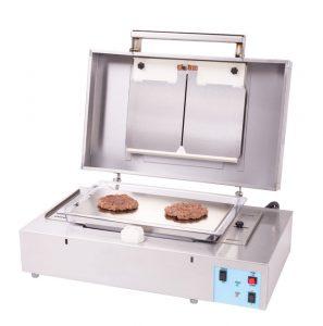 Broaster Instant Burger