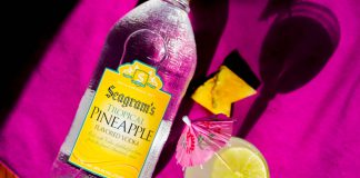 Seagram's Summer Vacay Cocktail Recipe