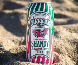 Narragansett Del's Watermelon Shandy