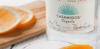Casamigos Mexican Negroni cocktail recipe