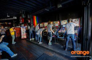 Betson Enterprises arcade games