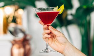 Planta South Beach Drop the Beet Cocktail Recipe