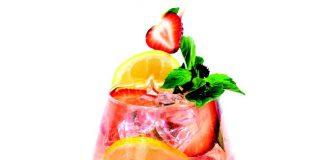 Effen Vodka Parade Punch cocktail recipe